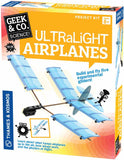 """Ultralight Airplanes"" - Science Kit  - LabRatGifts - 1"