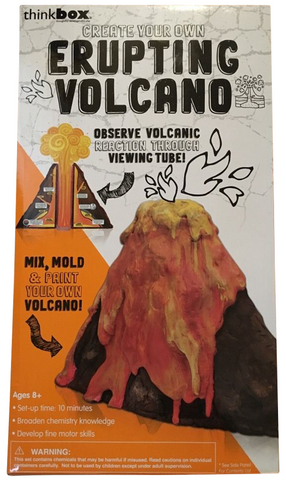 """Erupting Volcano"" - Science Kit  - LabRatGifts - 1"