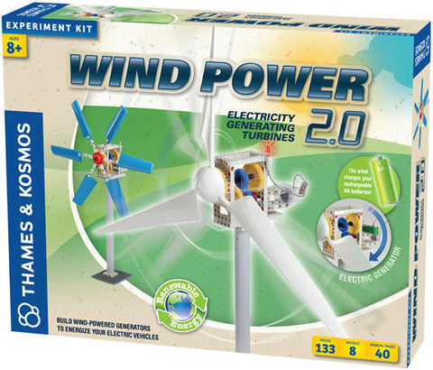 """Wind Power 2.0"" - Science Kit  - LabRatGifts - 1"