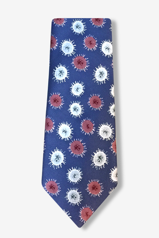 Infectious Awareables™ Zika Virus Tie  - LabRatGifts - 1