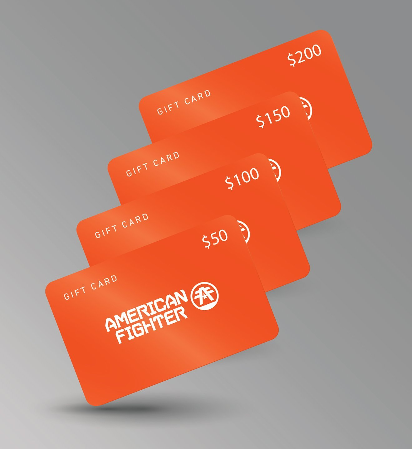 Gift Card - Gift Card - American Fighter