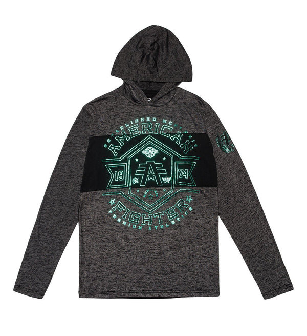 Macmurray - Youth - Kids Hooded Sweatshirts - American Fighter