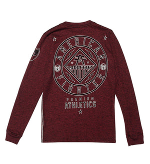 Birchwood - Youth - Kids Long Sleeve Tees - American Fighter