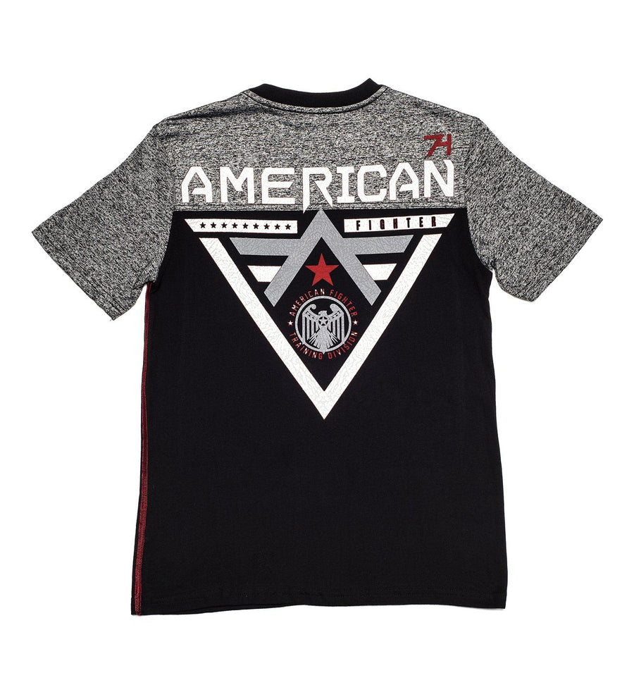 Alaska Pattern - Youth - Kids Short Sleeve Tees - American Fighter