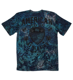 Chestnut Hill - Youth - Kids Short Sleeve Tees - American Fighter