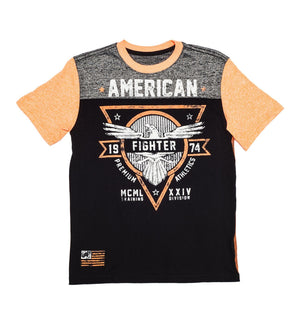 Great Lakes Artisan - Youth - Kids Short Sleeve Tees - American Fighter