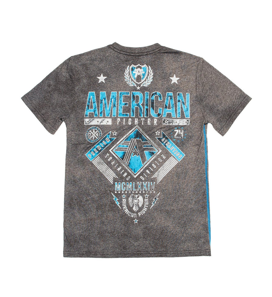 Lander - Youth - Kids Short Sleeve Tees - American Fighter