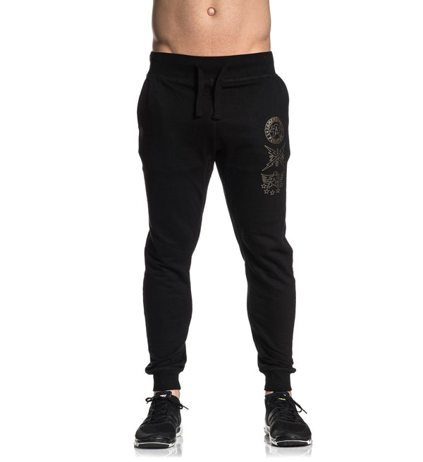 Herzing Jogger Pant - Mens Bottoms - American Fighter