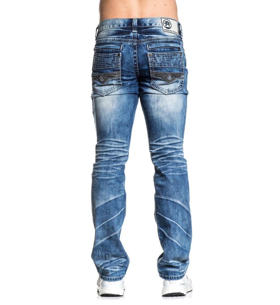 Legend Bryant Denver - Mens Denim Bottoms - American Fighter