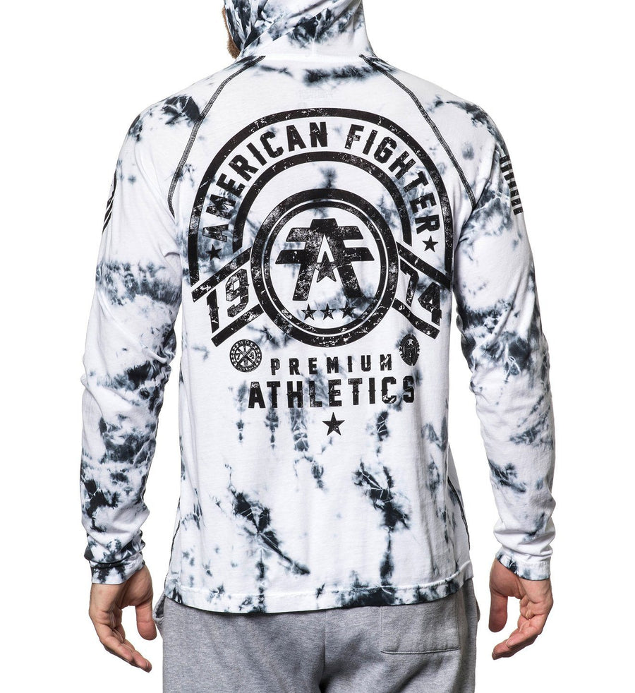 Allport - Mens Hooded Sweatshirts - American Fighter