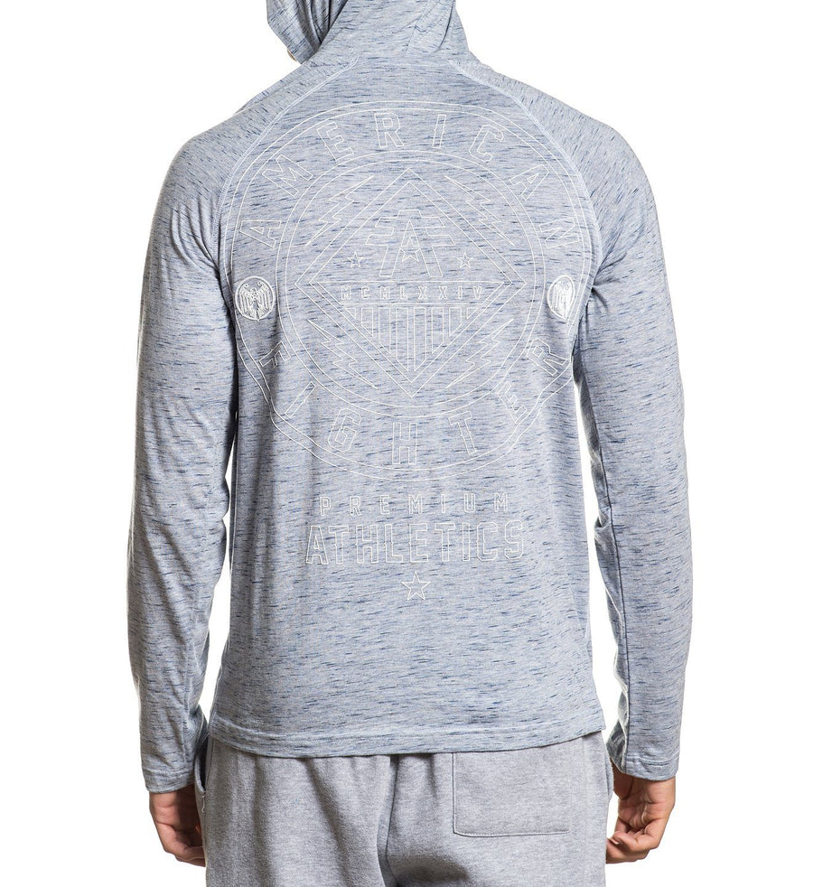 Birchwood - Mens Hooded Sweatshirts - American Fighter