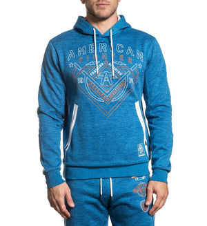 Bristow - Mens Hooded Sweatshirts - American Fighter