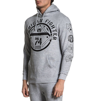 Callaway P/O Hood - Mens Hooded Sweatshirts - American Fighter