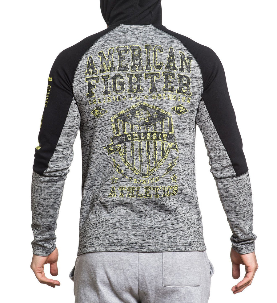 Dalton Artisan - Mens Hooded Sweatshirts - American Fighter