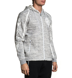 Eastpoint - Mens Hooded Sweatshirts - American Fighter