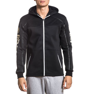 Fieldale - Mens Hooded Sweatshirts - American Fighter