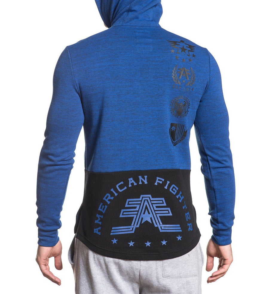 Gravity Games - Mens Hooded Sweatshirts - American Fighter