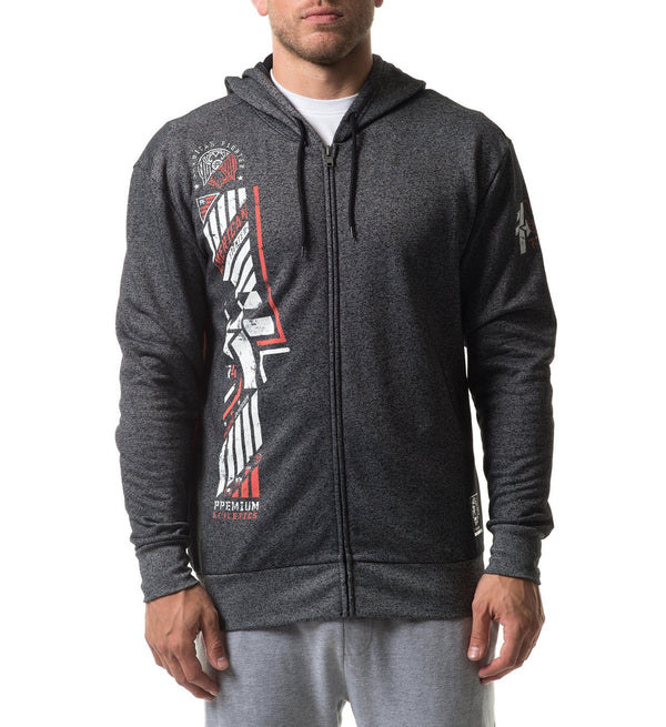 Mens Hooded Sweatshirts - Kaylor Tmt Zip Hood