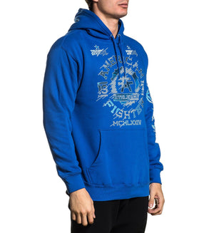 Maryland P/O Hood - Mens Hooded Sweatshirts - American Fighter