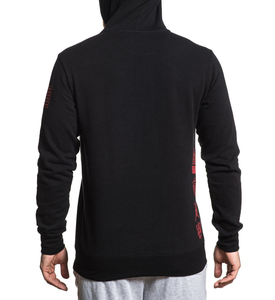 Medford - Mens Hooded Sweatshirts - American Fighter