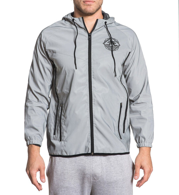 Training Division Zip Hood - Mens Hooded Sweatshirts - American Fighter