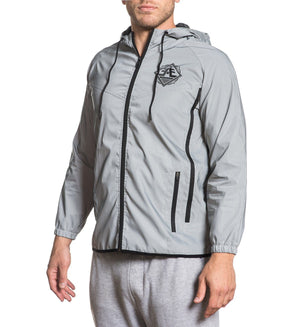 Mens Hooded Sweatshirts - Training Division Zip Hood