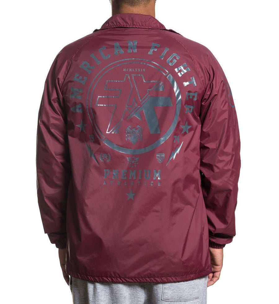 Centerfield Jacket - Mens Jackets - American Fighter