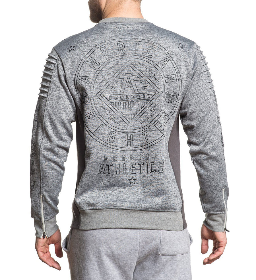 Undermine Pullover - Mens Jackets - American Fighter