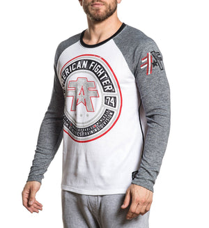 Cumberland - Mens Long Sleeve Tees - American Fighter