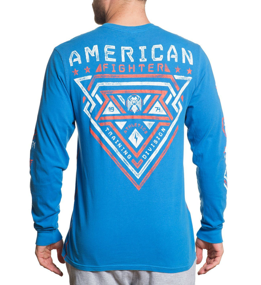 Mens Long Sleeve Tees - Mayville Artisan