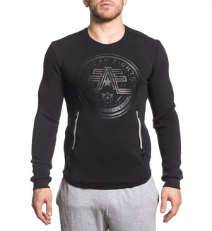 Mens Long Sleeve Tees - Refined Pullover