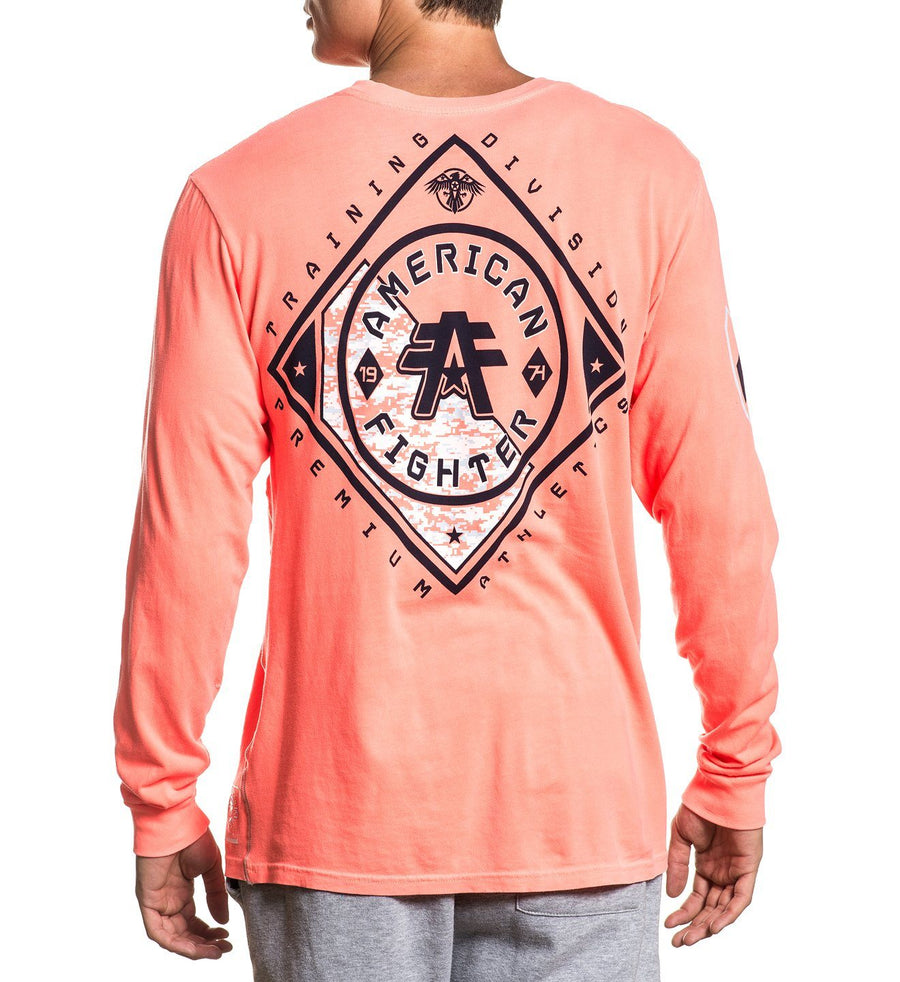 Mens Long Sleeve Tees - Richmond