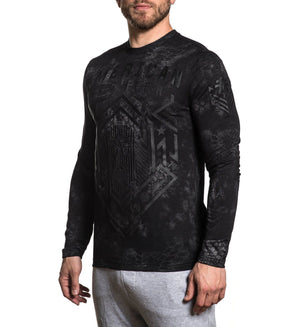 Mens Long Sleeve Tees - Warsaw