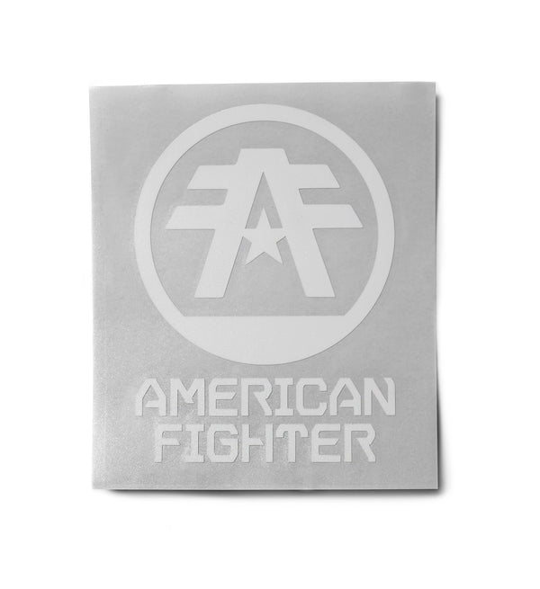 Logo Decal - Mens Other Accessories - American Fighter