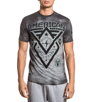 Alaska - Mens Short Sleeve Tees - American Fighter