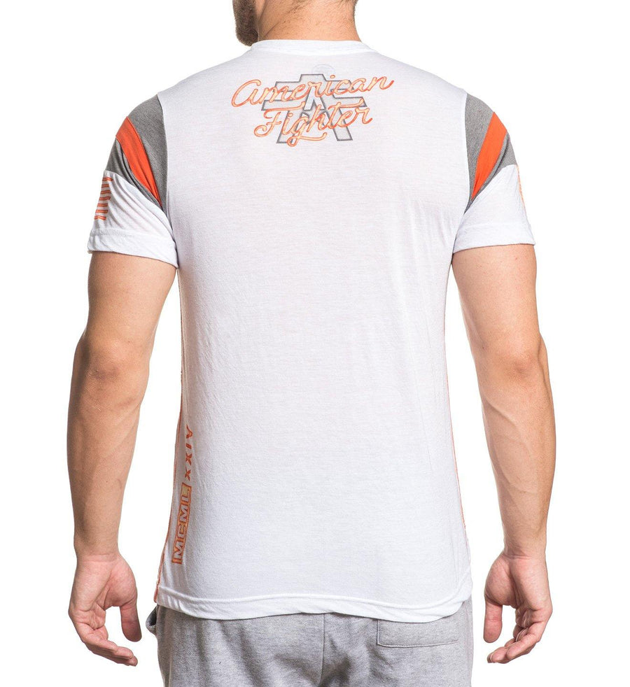 Almighty - Mens Short Sleeve Tees - American Fighter