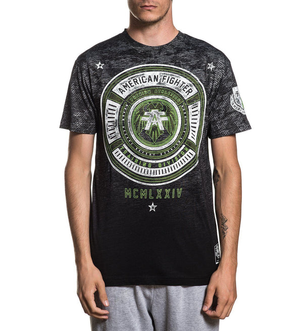 Mens Short Sleeve Tees - Ambrose