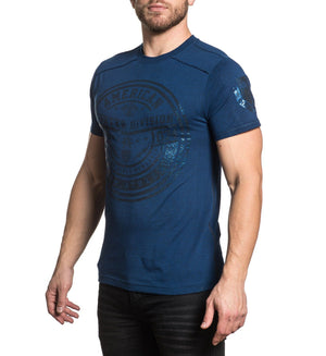 Asbury - Mens Short Sleeve Tees - American Fighter