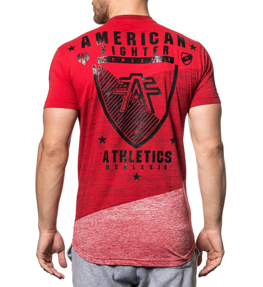 Beachwood - Mens Short Sleeve Tees - American Fighter