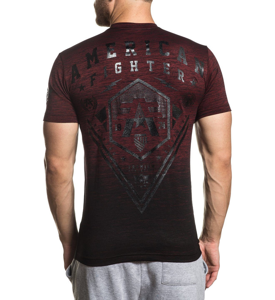 Bellbrook - Mens Short Sleeve Tees - American Fighter