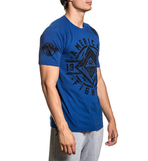 Birchwood - Mens Short Sleeve Tees - American Fighter