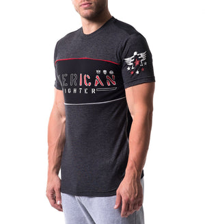 Boise - Mens Short Sleeve Tees - American Fighter