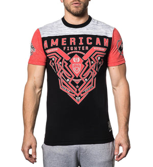 Brimley - Mens Short Sleeve Tees - American Fighter