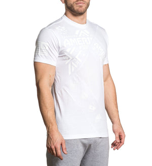 Brookshire - Mens Short Sleeve Tees - American Fighter