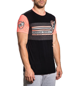 Brookside - Mens Short Sleeve Tees - American Fighter