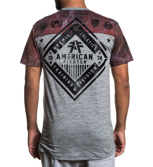 Mens Short Sleeve Tees - Callahan