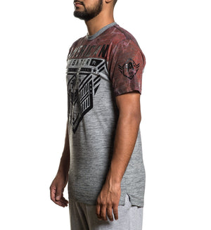 Callahan - Mens Short Sleeve Tees - American Fighter