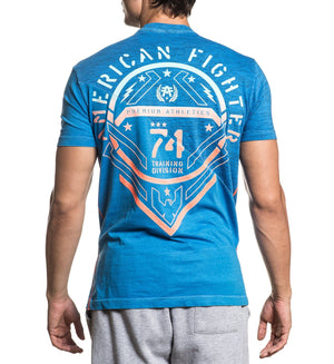 Callaway - Mens Short Sleeve Tees - American Fighter