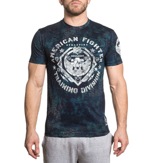 Calmar - Mens Short Sleeve Tees - American Fighter