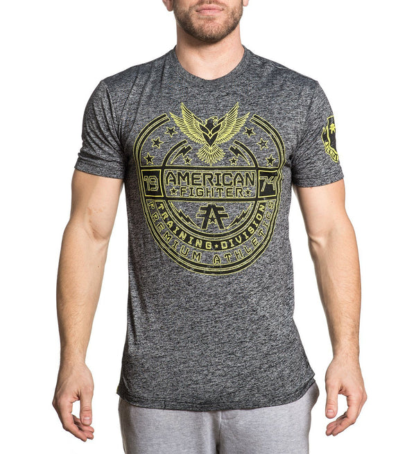 Capital - Mens Short Sleeve Tees - American Fighter